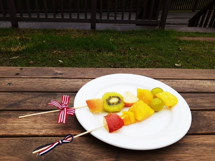 杜の市 フルーツ飴